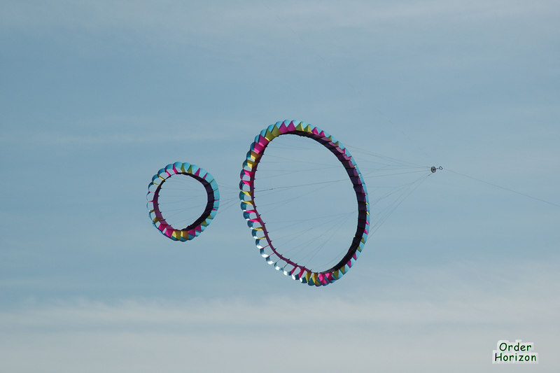 The double ring kite