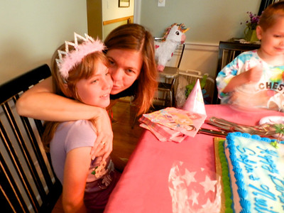 Happy Birthday from Mom