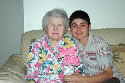 Nellie  & Jeff - Mothers Day 2010