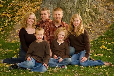 Nelson Family 2010