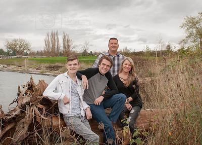 Nelson Family 2016