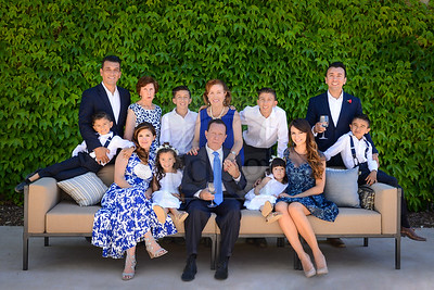 Nelson Sanchez Family Photos