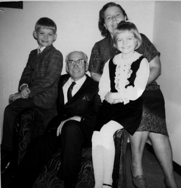 Uncle Diedrich-Aunt Anna