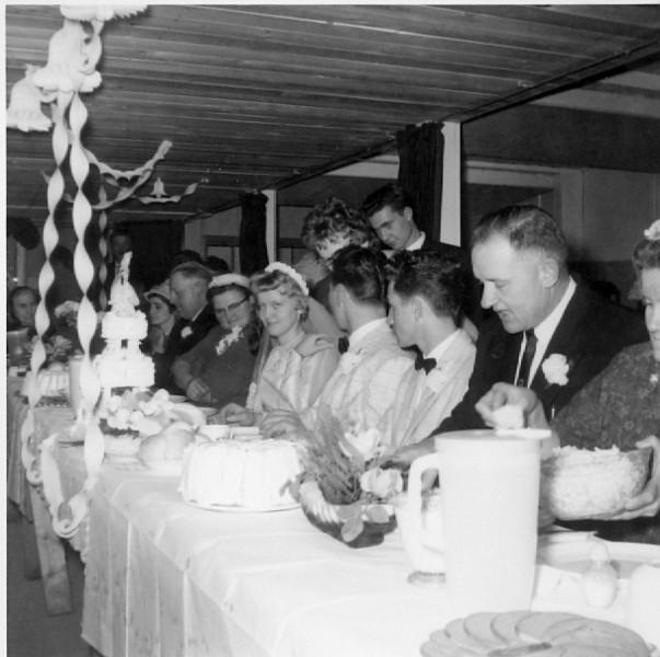Ed and Margaret Wedding