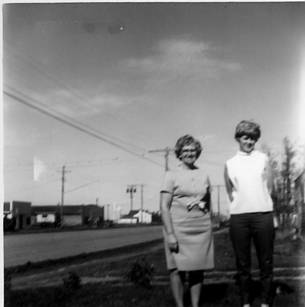 Mom and Elaine