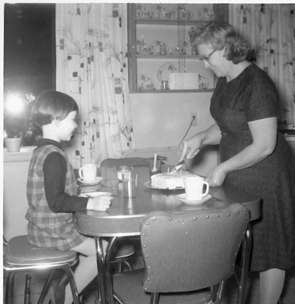 Mom and Arlene
