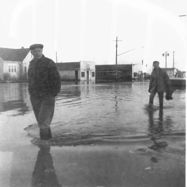 Horndean Flood