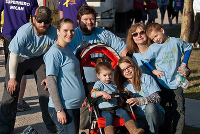 Neuroblastoma Walk 2014