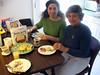 April 24: Opa's 100th birthday breakfast