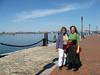 On Boston's historic Fan Pier