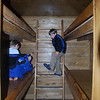 Our room.  Boys love the bunk system and wish to be up top!  They have to settle for mid-layer.