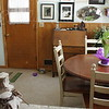 Living Room and Kitchen Changes, February 2010   View 3 - New table-with side up