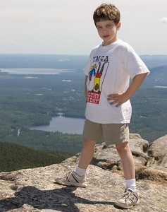 Mt. Chocorua - Thursday, August 18