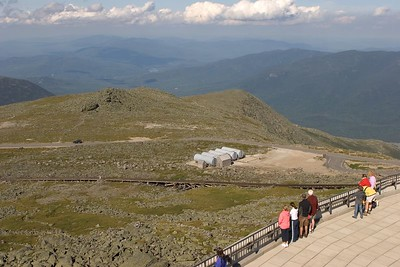 Mt. Washington - Tuesday, August 16