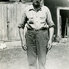 """Grandpa Blake, June 16, 1939."" [Delbert Blake, born January 1, 1875 in Surry, New Hampshire, died September 12, 1951 in Keene, New Hampshire.]"