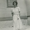 "Most of the following pictures are from Josephine Blake's photo album. Her captions are in quotation marks, my comments are in brackets.<br />  ""June 16, 1939. Miss Buffum taught grades 5-8 for 10 or 11 years."""