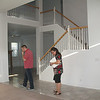 entryway & stairs