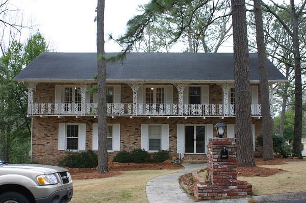 New House on Graylynn Dr.
