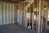 doorway to garage and hallway to kitchen
