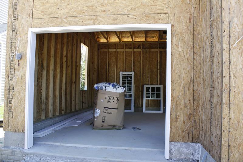 3rd garage