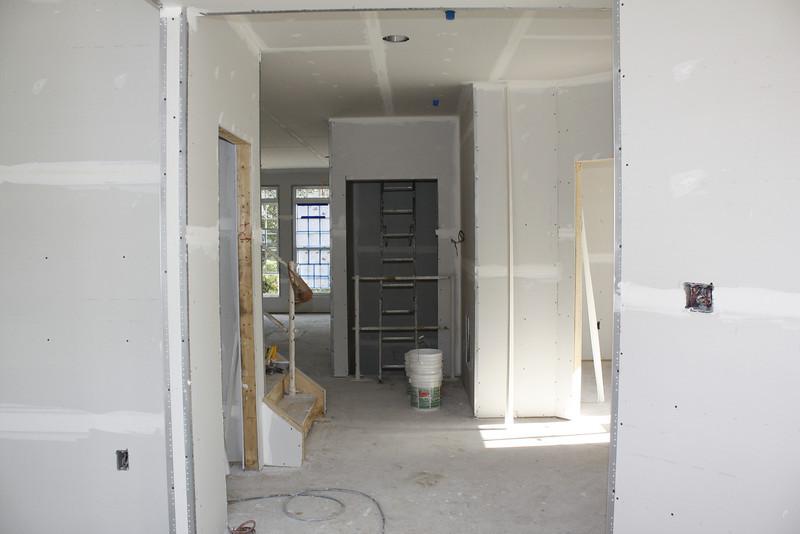 Elevator (view from front door)