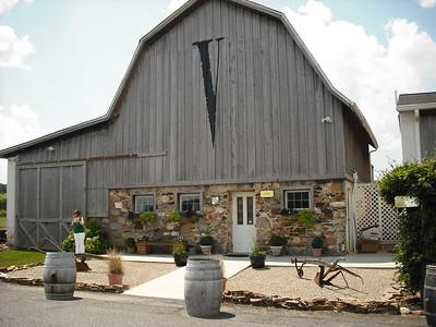 At Vala Winery in Avondale, Pennsylvania