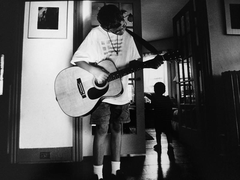 Dan's Guitar