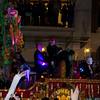 Mario and Adrienne at Mardi Gras 2012
