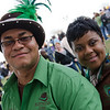 Mario and Adrienne at Mardi Gras 2012