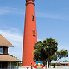 Dad Cavato at the Ponce Inlet Lighthouse, New Smyrna Beach
