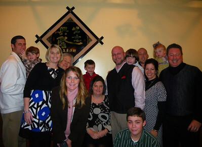 New Year in Arkansas: Family Celebrations in White Hall & Little Rock AR December 30, 2009-January 3, 2010