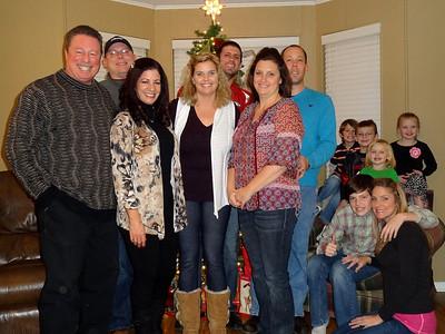 New Years in Arkansas 2013