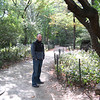 After breakfast, Joe and I walked back to Susan's apt. via Central Park.