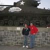 Robert and I, West Point, NY.