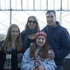 Empire State Building, Bronnie, Suz, Katie and me.