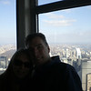 Suz and I at the Empire State Building.