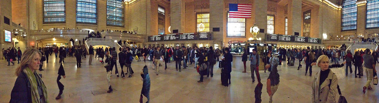 Grand Central Station, pano