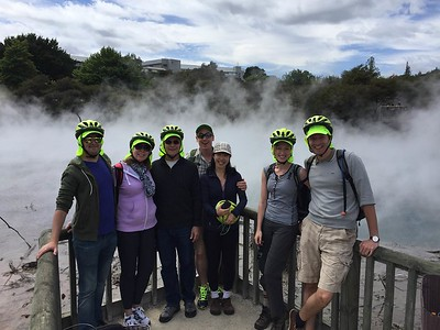 Rotorua Group Bike Ride