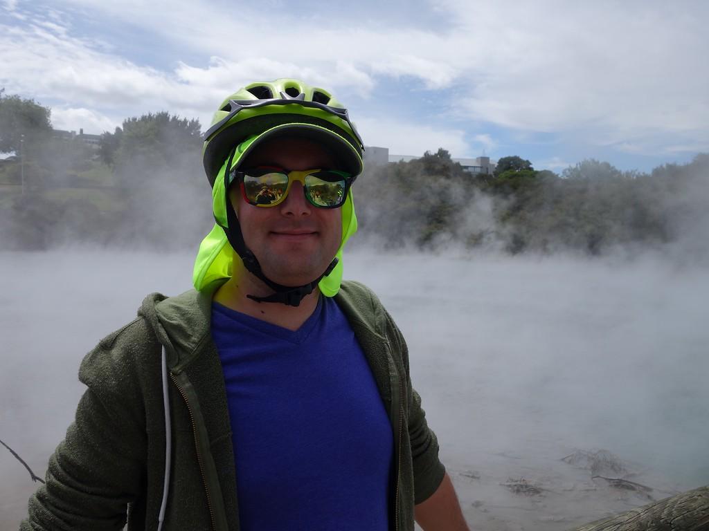 Rotorua - Geothermal Park