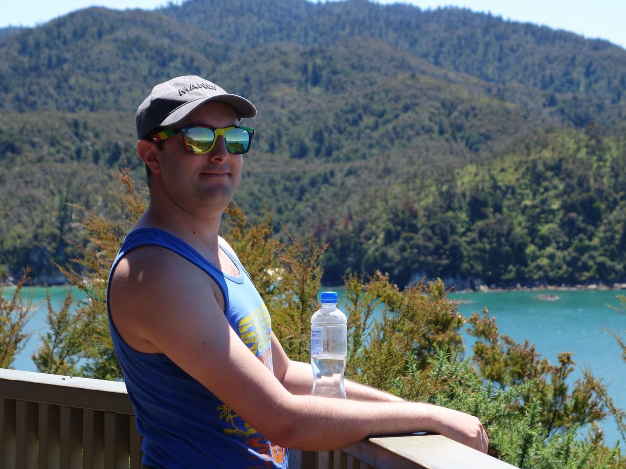 Abel Tasman - Lookout