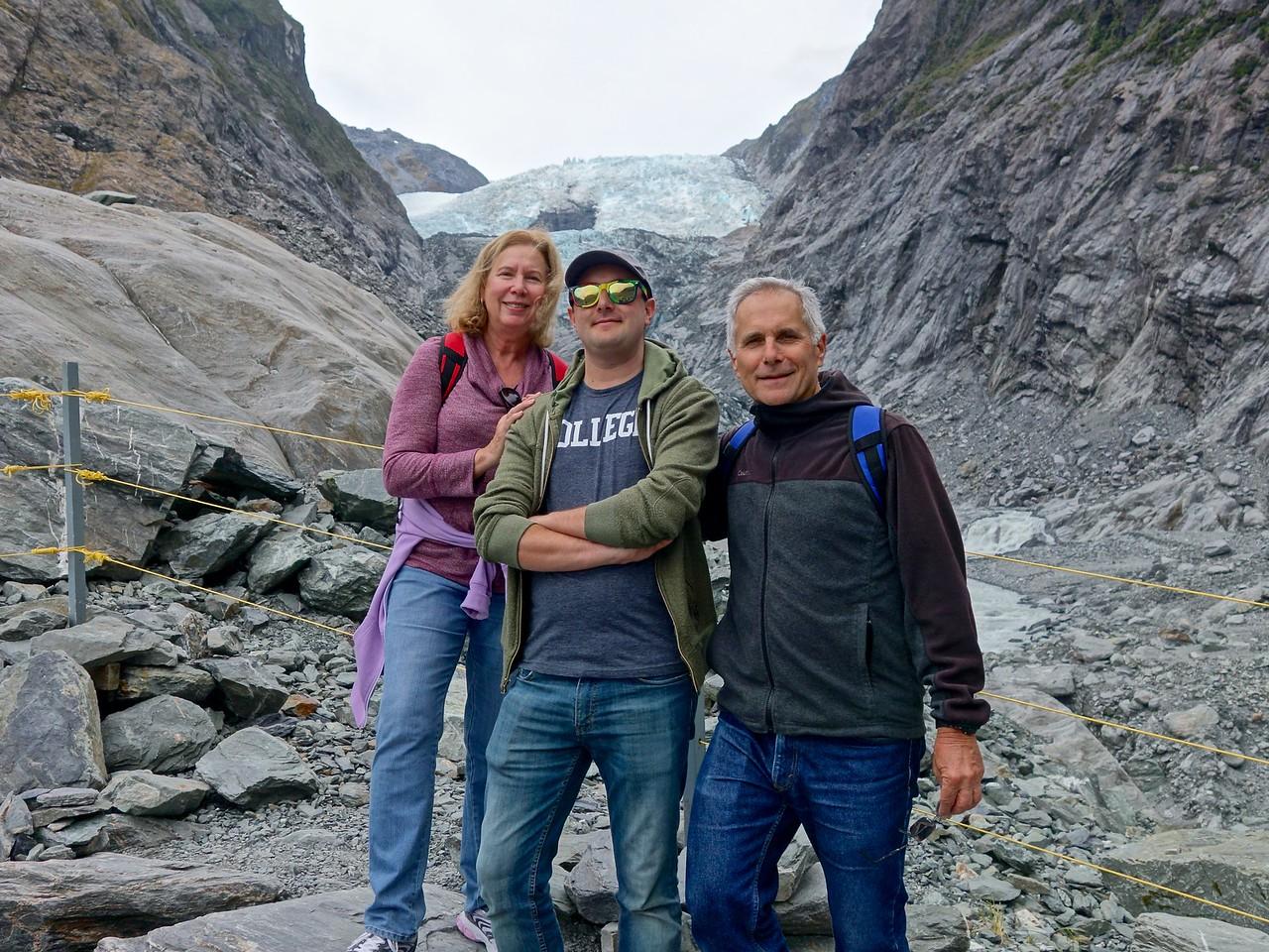Franz Josef - Glacier