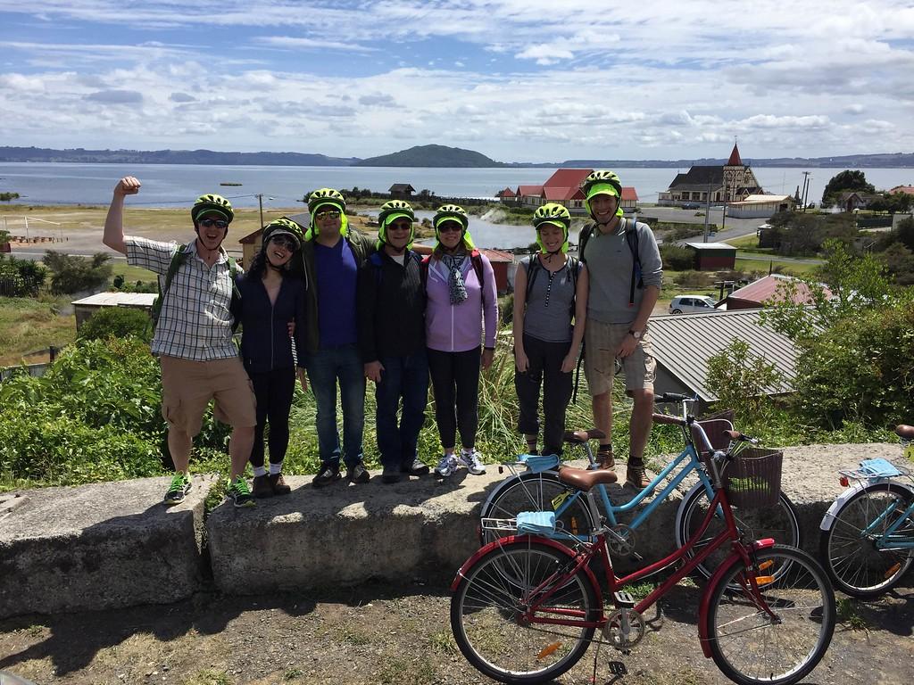 Rotorua Group Bike Ride