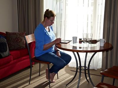 Napier - Hotel Room