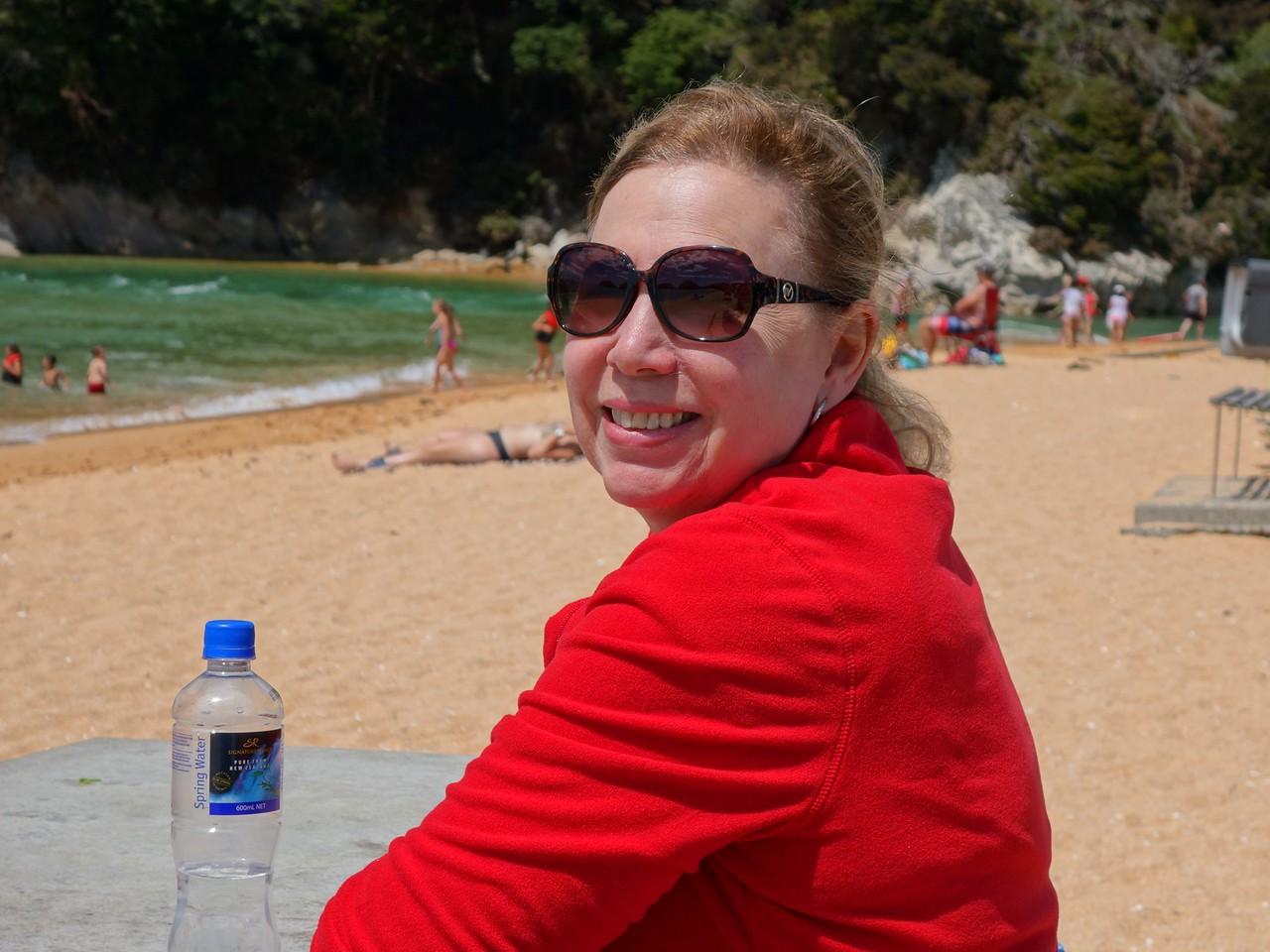 Abel Tasman - Beach
