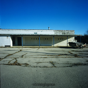 Townline Bowl, Newfane, closed for 10 years