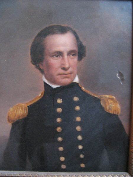 William Day Newman:  Lt Commander, USN   1797 - 1844.  died at sea off the coast of Uruguay.  Father of William B Newman.