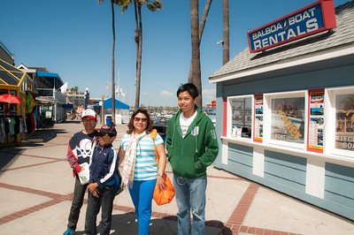 Newport Beach Fun Zone
