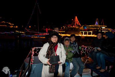 Newport Landing Light Cruise