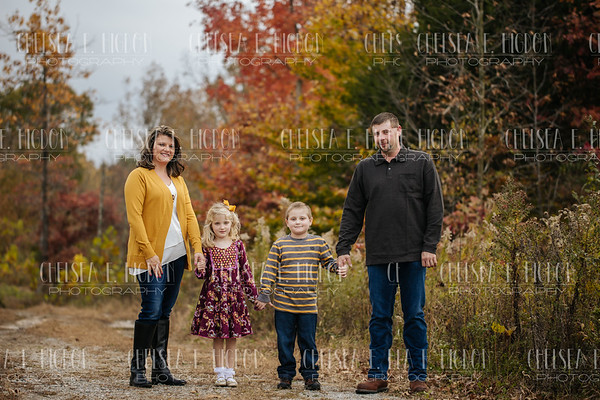 Newton Family-Fall