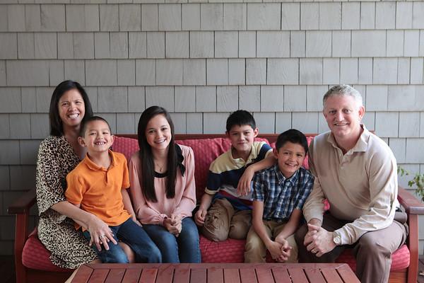 Ng Cashin Family